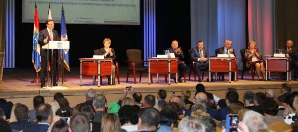 О грядущих инвестициях и системной поддержке предприятий говорили участники предварительного голосования