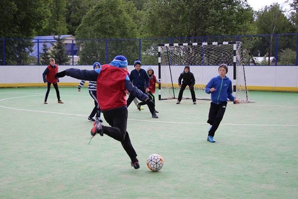 «Лето с футбольным мячом» - Шенталинский район турнир открыл