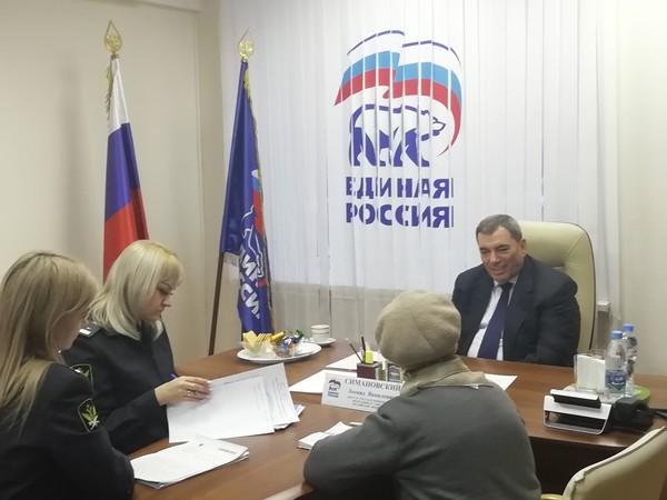 Леонид Симановский: «Главное в работе – человек и его права»