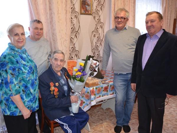 Безенчукский район: «Навстречу году 75-летия Великой Победы»