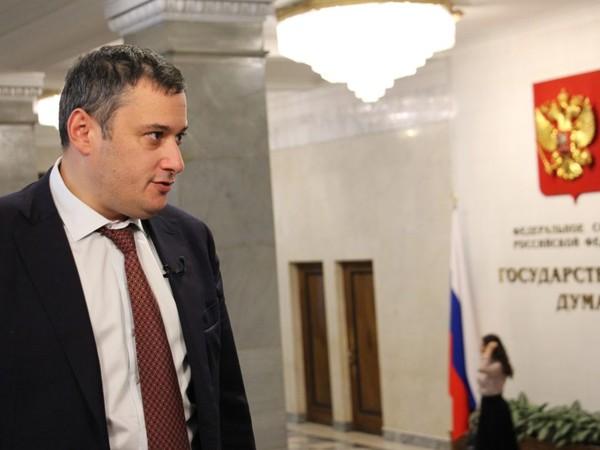 Госдума утвердила Александра Хинштейна главой комитета по информационной политике и связи