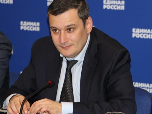 Александр Хинштейн: Работа в Думе не противоречит партийной должности в «Единой России»